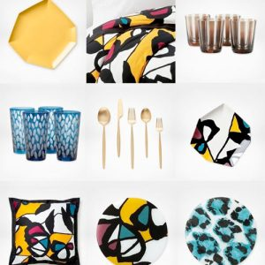 Diane von Furstenberg Launches Home Collection