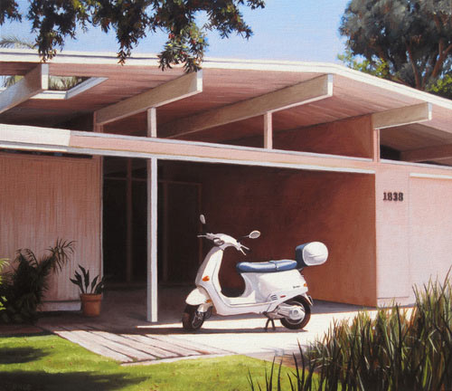 Fresh From The Dairy: An Eichler, Piano Typewriter, and Abstract