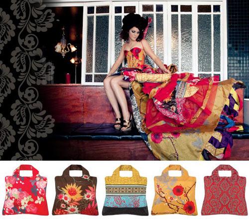 Envirosax Reusable Bag Dress by Amit Ayalon
