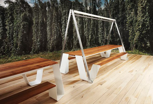 The Table Shelter in main interior design  Category