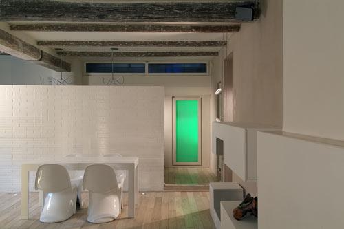 Gianicolo House in Italy by Carola Vannini Architecture