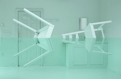Green House by Kyung Woo Han