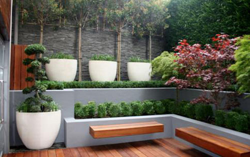 Urban Garden Challenges in interior design  Category