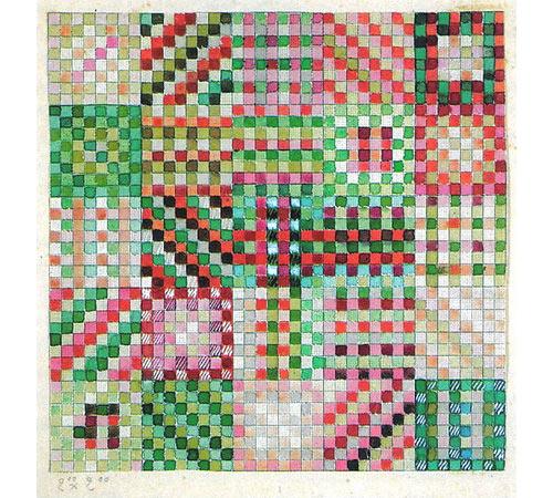 Fabric Designs by Gunta Stölzl