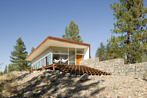 Hill House in Washington by David Coleman Architecture
