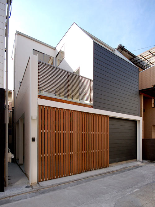 House D in Japan by Takeshi Hamada in main architecture  Category