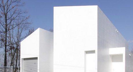 House in Ise by Takashi Yamaguchi