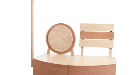 Love, Not War Seating by W.AR.S
