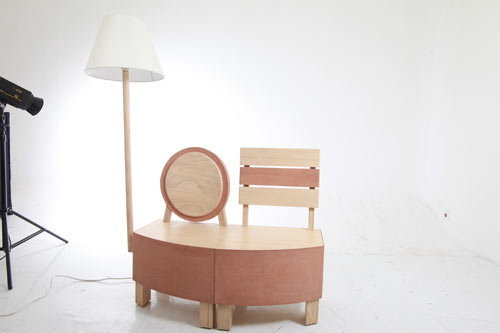Love, Not War Seating by W.AR.S in main home furnishings  Category