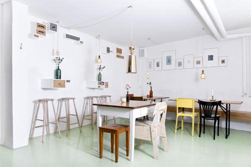 Mikkeller Bar in Denmark by Femmes Regionales