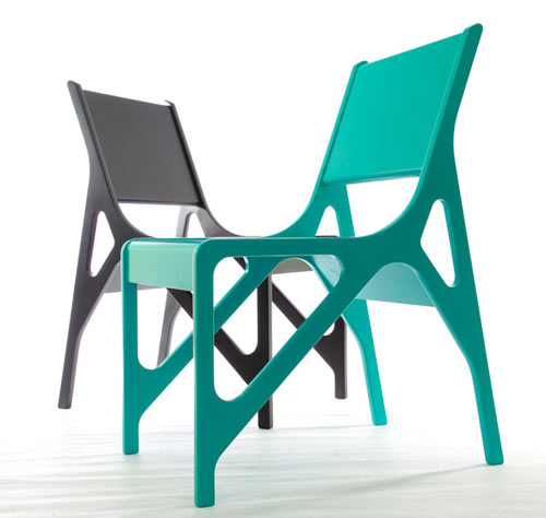 Mono Chair by Naifdesign