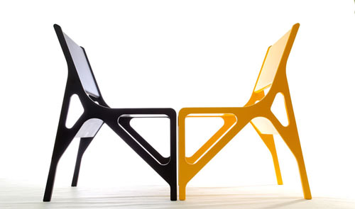 Mono Chair by Naifdesign in main home furnishings  Category