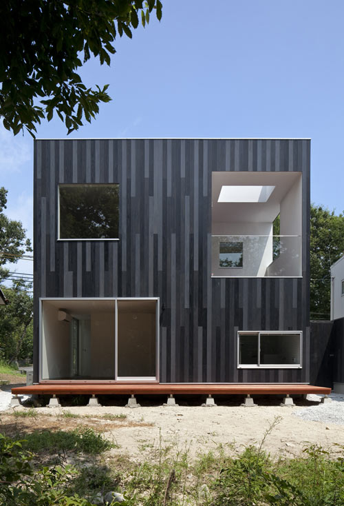 N House by TOFU in main architecture  Category