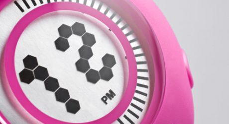 Yogurt Watch by Karim Rashid and Nooka