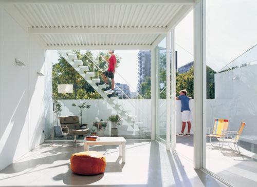 Nuñez House in Argentina by Adamo-Faiden