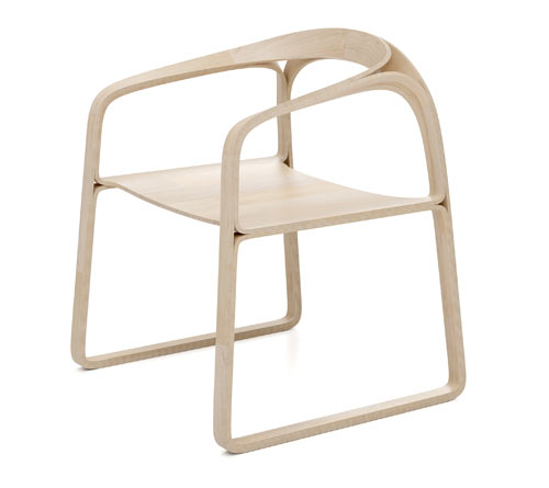 Plooop Chair by Timothy Schreiber in home furnishings  Category