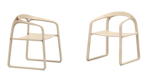 Plooop Chair By Timothy Schreiber Design Milk