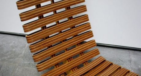 Plywood Chair by Sisto Tallini