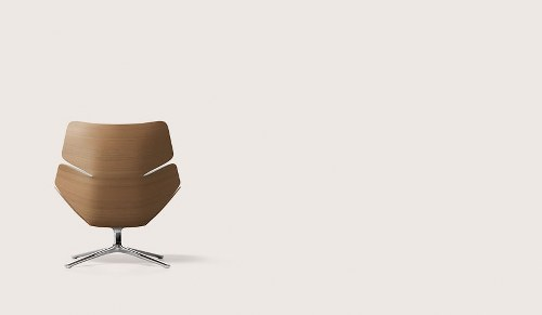 Shrimp Armchair by Jehs+Laub in main home furnishings  Category