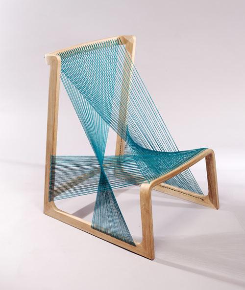 Silkchair by Alvi Design
