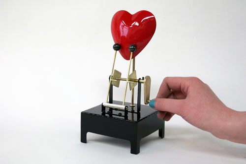 Modern Heart Shaped Gifts for Your Valentine in style fashion home furnishings  Category