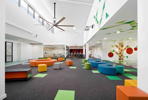St. Marys School in Australia by Smith+Tracey Architects in main architecture  Category
