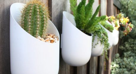 Wallter Wall Planter Giveaway