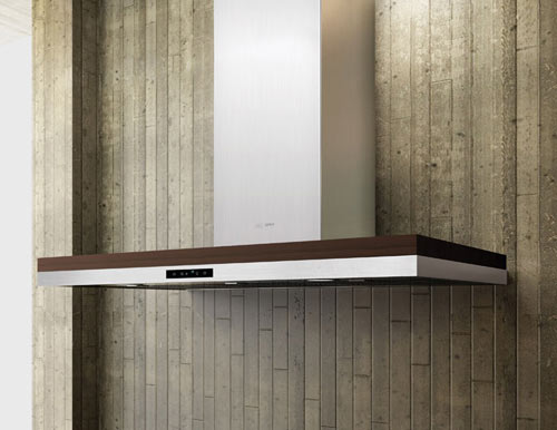 Modern Kitchen Hoods in technology main interior design home furnishings  Category