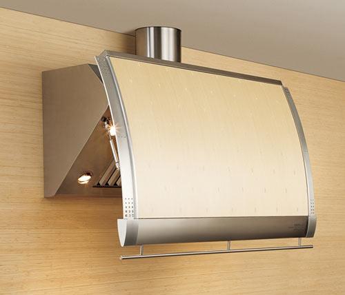 Modern Kitchen Hood Designs modern kitchen hoods - design milk