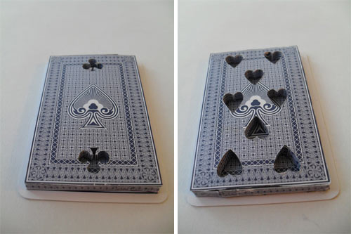 3D Playing Cards in main art  Category