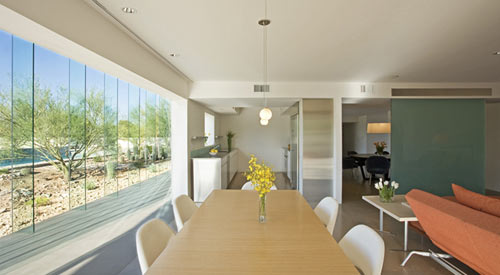 Desert House in Arizona by Circle West Architects in main architecture  Category