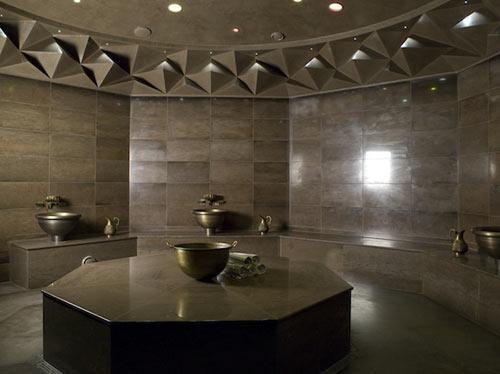 ESPA Spa by Hirsch Bedner Associates in main interior design  Category