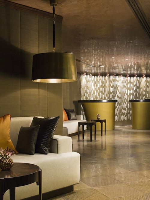 ESPA Spa by Hirsch Bedner Associates