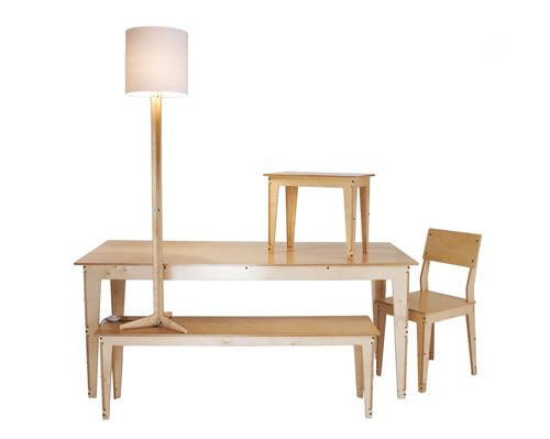 Ingvar Collection by Pedersen + Lennard