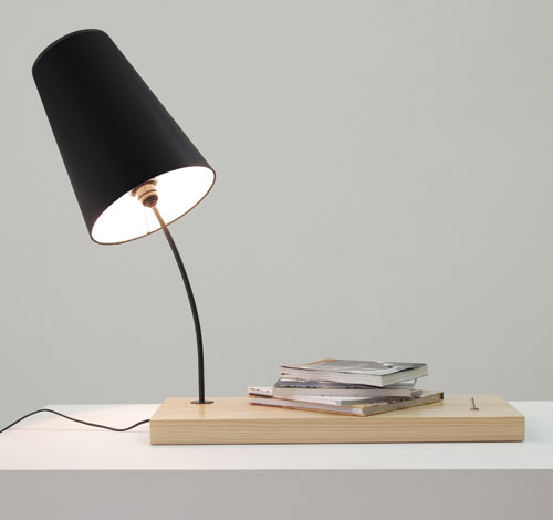 Placa Lamp by Gonçalo Campos