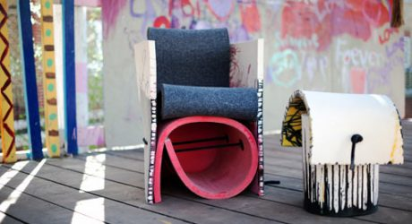 Rough&Ready Seating by Vanja Bazdulj
