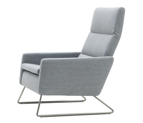 Pinto Chair from BoConcept ...  sc 1 st  Design Milk : flight recliner - islam-shia.org