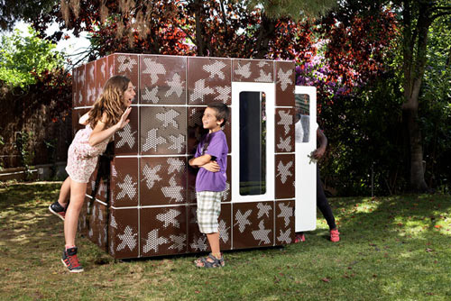 Architectural Playhouses in home furnishings architecture  Category