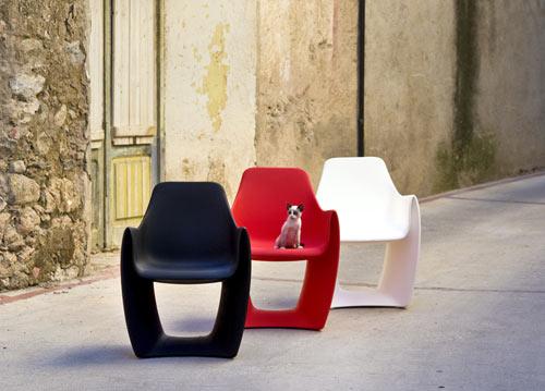 Cat Chair by SerraydelaRocha