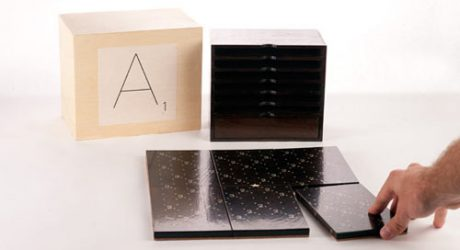 Designer Scrabble by Andrew Clifford Capener