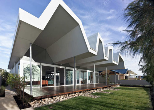 Florida Beach House by Iredale Pedersen Hook Architects in main architecture  Category