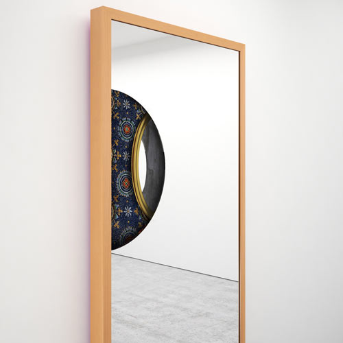 IX Mirrors by Ron Gilad in main home furnishings art  Category