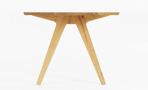 Dining Table from The Hansen Family in main home furnishings  Category