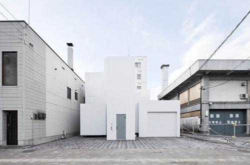 House M by Jun Igarashi