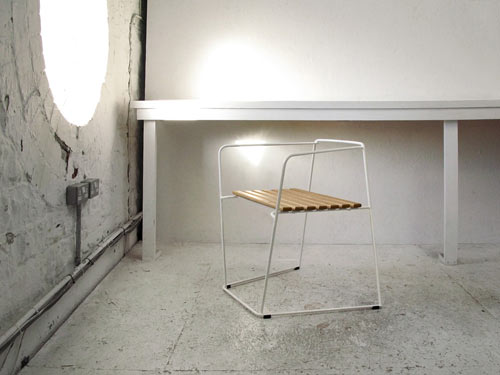 Loft Chair by MODESTWORK in main home furnishings  Category
