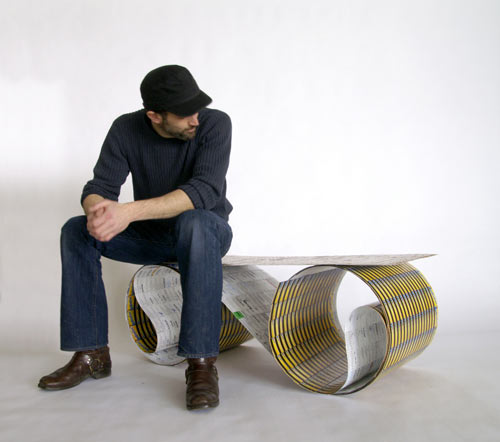 Metrobench by Stephen Shaheen in main home furnishings  Category