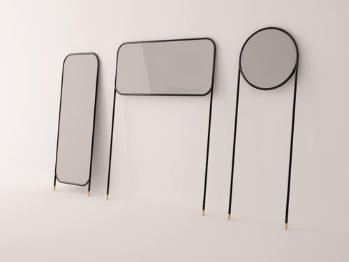 Mirrors by La Mamba Studio