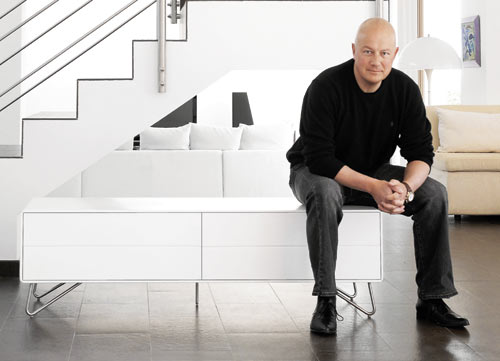 Friday Five with Morten Georgsen in technology style fashion home furnishings  Category