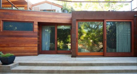 Palisades House in California by Studio Shift Architects