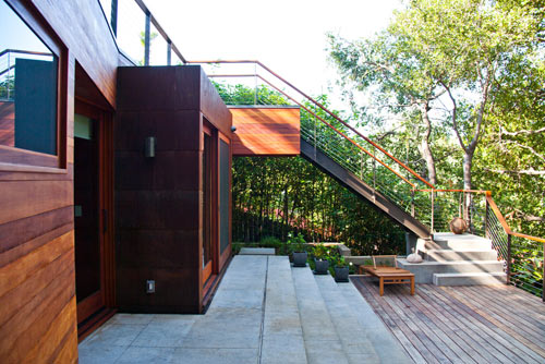 Palisades House in California by Studio Shift Architects in main architecture  Category